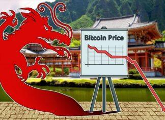 Bitcoin giảm 21% sau lệnh cảnh bảo của Chính Phủ Trung Quốc đối với người dùng Bitcoin