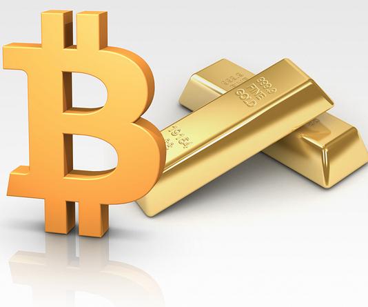Bitcoin làm nên lịch sử, sánh ngang giá vàng