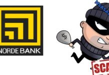 Đánh giá NordeBank: Một trò lừa hiểm độc. NordeBank lừa đảo